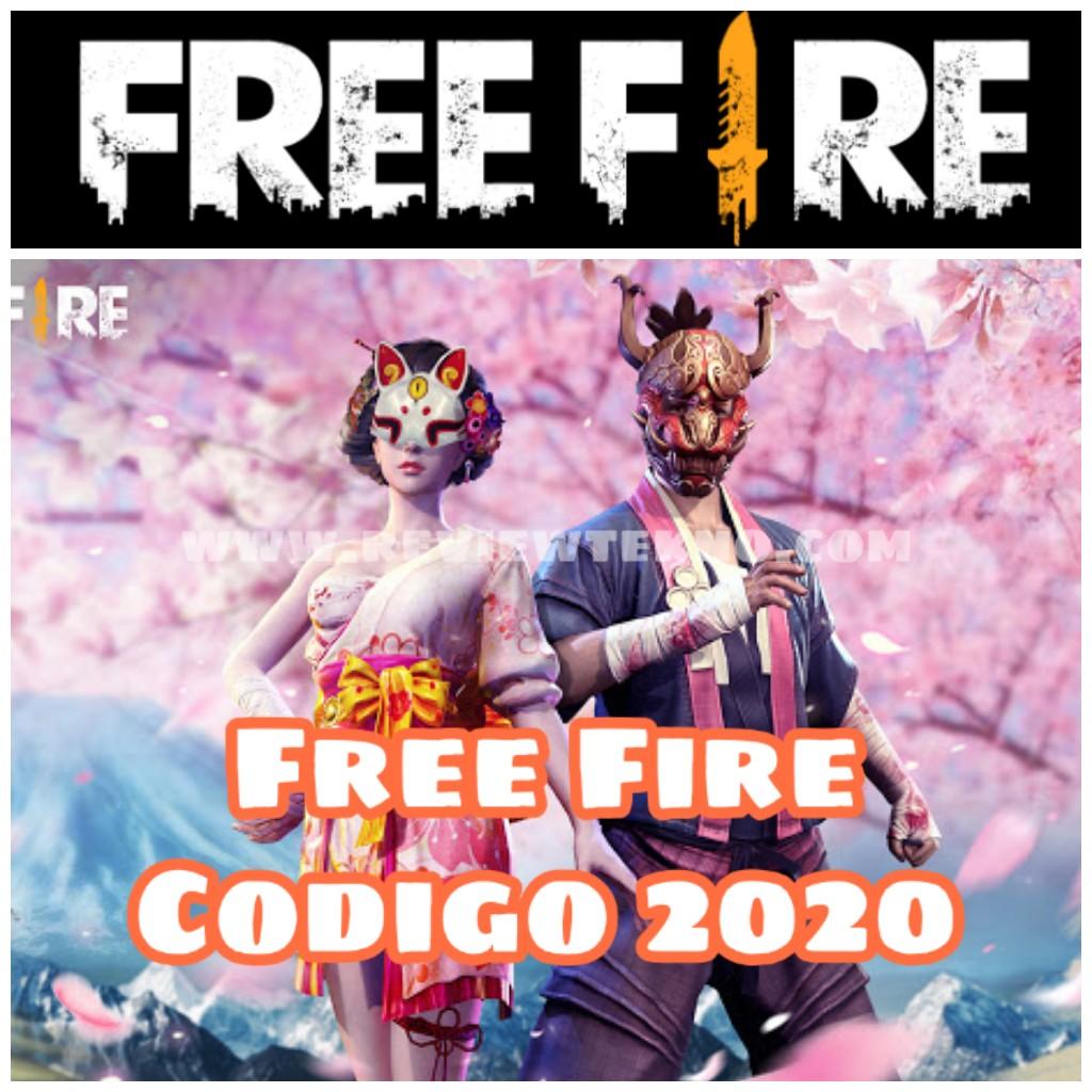 codiguin free fire setembro de 2020