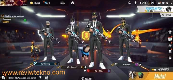 Game Nomor 1 di Indonesia - Free Fire